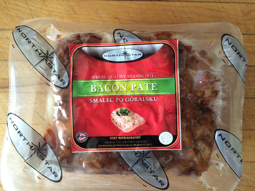 Bacon Pate