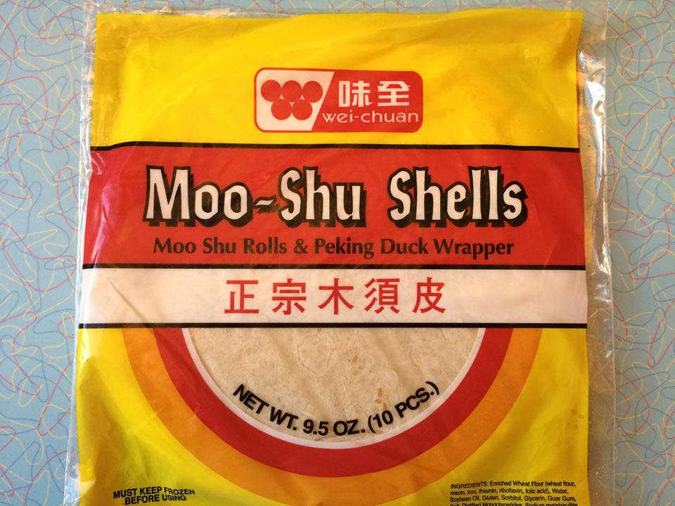 Moo Shu Shells