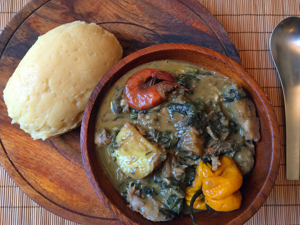 West African Fish Soup