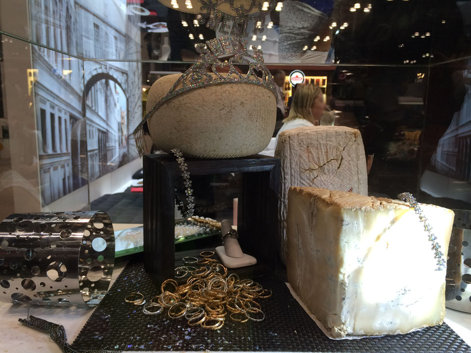 Elegant Cheese 1