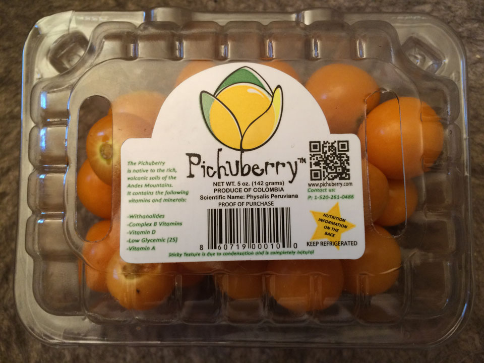 Pichuberry Package