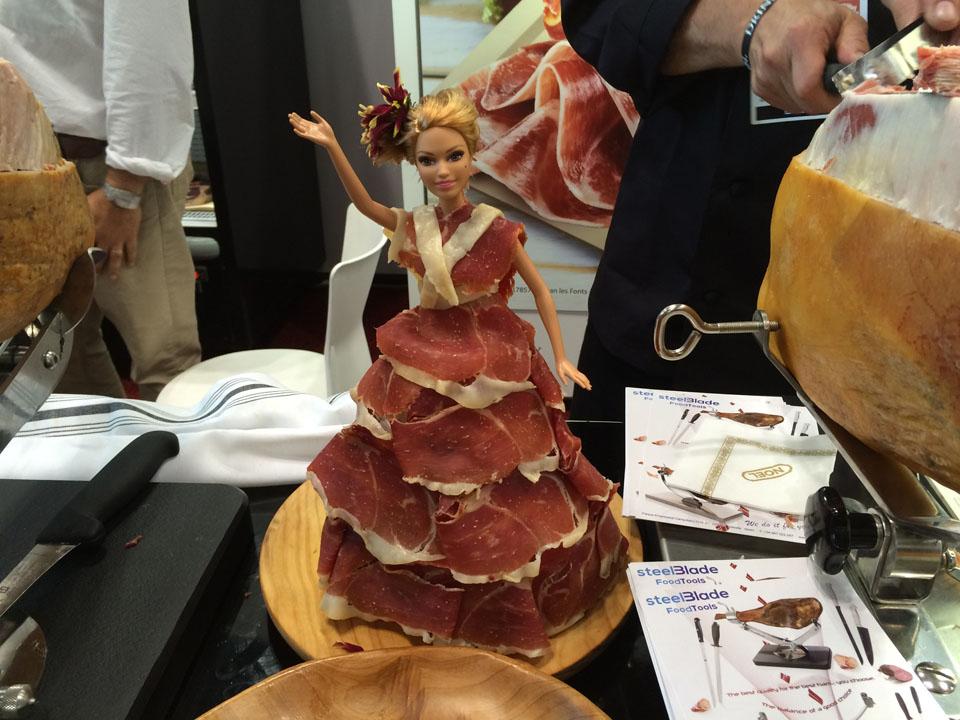 Serrano Ham Doll